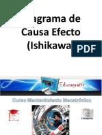 diagramadecausaefectoishikawaencursomantenimiento-140712102217-phpapp01