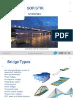 Sofistik en Bridges