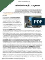 Os caminhos da dominação burguesa no Brasil.pdf