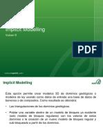 Implicit Modelling