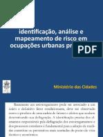 3.Identificação, Análise e Mapeamento de Risco