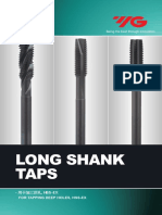 Hss Long Shank Tap