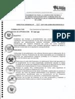 Normas y Procedimientos Para La Liquidaci Ón Tecnica y Financiera