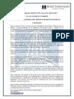 RO# 027-S - Aprobación Del Anexo de Activos y Pasivos de Sociedades y Establecimientos Permanentes (3 Jul. 2017)