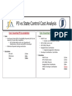 I-69 Section 5 Cost Projection