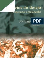 Extravios do desejo - depressão e melancolia - Antonio Quinet (org).pdf