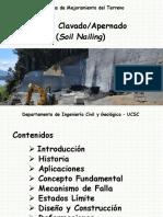 Soil Nailing (Sergio Villalobos)