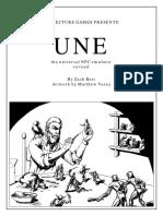 UNE the Universal NPC Emulator 18
