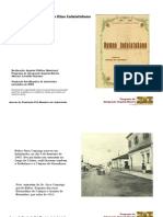 Nabor e o Hino Indaiatubano -  Arquivo Público, Fundação Pró-Memória de Indaiatuba