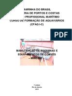 24-MMC-001 CFAQ-I-C 2013 MANUTENÇÃO DE MÁQUINAS E EQUIPAMENTOS DE CONVÉS.pdf