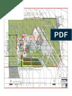 Arquitectura General - Planta Piso 1