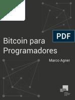 Bitcoin Para Programadores