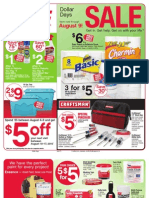 Seright's Ace Hardware Dollar Days Sale