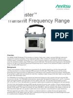{35029a2c 8cad 47de a9ff 16edb369f36f} 11410 00715E PIM Master Transmit Frequency Range An