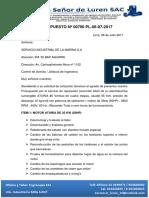 Presupuesto Nº 00792 Pl- 2