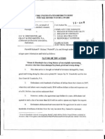 Eisenhofer Complaint - File Stamped