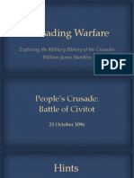 First Crusade; People's Crusade; Battle of Civitot