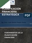Planeación Financiera I