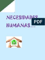 NECESIDADES HUMANAS (1)