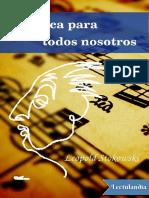 Musica Para Todos Nosotros - Leopold Stokowski