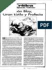 León Bloy Gran Estilo y Profecía