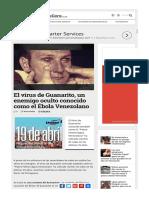 Tmp 3501 Virus Guanarito Ebola Venezuela.html 1508337373