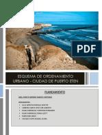 Desarrollo - Propuesta Urbana Puerto Eten