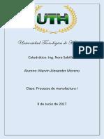 Informe Materiales No Ferrosos