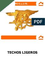 TECHOS LIGEROS