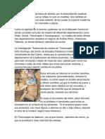 Variedades de Maderas en Guatemala