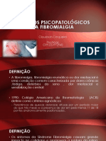 Aspectos Psicopatológicos Da Fibromialgia