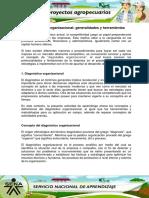Diagnóstico Organizacional Generalidades y Herramientas