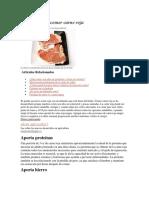 Beneficios de Comer Carne Roja