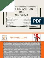 Penerapan Lean Dan Six Sigma Kelompok Lifia