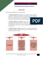 Niveles de la Estrategia (corporativa, de negocios y funcional)