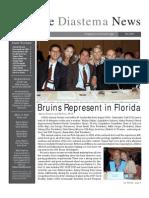 Diastema News - Fall 2007