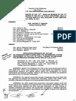 Iloilo City Regulation Ordinance 2017-059
