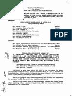 Iloilo City Regulation Ordinance 2017-073