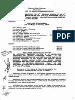 Iloilo City Regulation Ordinance 2017-087