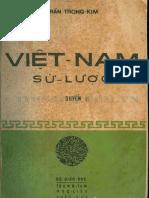 (1971) Việt Nam Sử Lược - Quyển 2 - Trần Trọng Kim