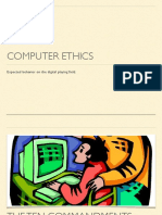 8 Computer Ethics