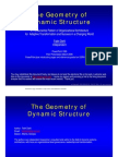 Geometry of Dynamic Structure by Diehl