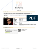 [Free Scores.com] Harms Jan Happy Birthday You Marie 16455