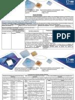 Guía de Actividades y Rúbrica de Evaluación Construcción Grupal