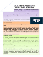Plan de Estudios Economia 16