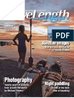 Wavelength Kayaking Magazine Fall 2010
