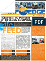 Info Edge 2016 INFOFEED