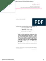 Clasificación y Descripción de Las Metodologías de Investigación en.