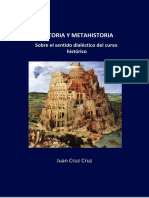Historia y Metahistoria