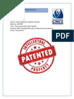 A6C10 Procedimiento Para La Obtención de Las Patentes